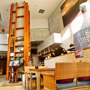 Asian Cafe Hirozの雰囲気1