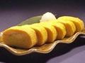 料理メニュー写真特製厚焼き玉子