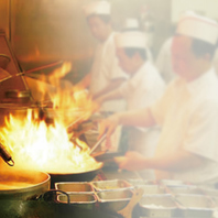 国家資格を保有した中国人調理師による本格料理。
