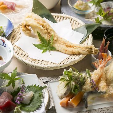 江坂海鮮天ぷら おーうえすとのおすすめ料理1