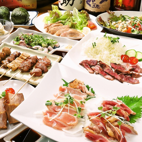 焼きとんを秘伝のタレでどうぞ!関西では珍しい豚の串焼き専門店です!宴会最大25名!