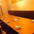 一階テーブル席☆8名様でのご利用も可能!!飲み会やコンパにもピッタリ♪♪