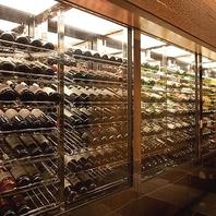 ◆創作和食と厳選のワイン