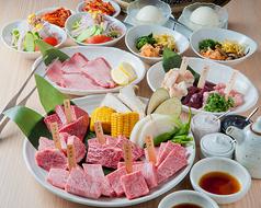 焼肉一 野田阪神店のコース写真
