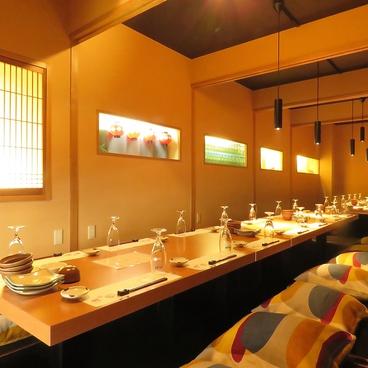 地鶏水炊きと岡山野菜 楽陽堂の雰囲気1