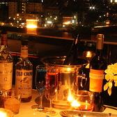 ワイン/シャンパン/カクテル…etcデートや女子会、誕生日会にピッタリのオシャレでおいしいドリンク♪夜景をバックに乾杯☆
