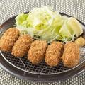 料理メニュー写真【岡山県産】かきフライ(5個)