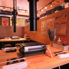 焼肉 黒テツ 立川店の雰囲気1