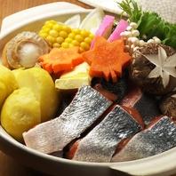 【おすすめ冬の宴会】特選鍋コース多数ご用意しています