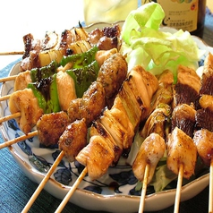 忠孝 焼鳥 関東風串焼のおすすめ料理1