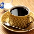 料理メニュー写真グローブのホットコーヒー