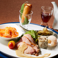 料理メニュー写真開業30周年記念おつまみセット(ワンドリンク付)