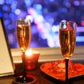 煌めく夜景が特別な時間に華を添えます。誕生日・記念日・デートなど様々なシーンでご利用頂けます。大切な方と、思い出に残る時間をお過ごしください。