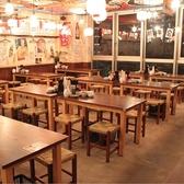 広々店内♪4名様~6名様テーブル☆金山 居酒屋 個室