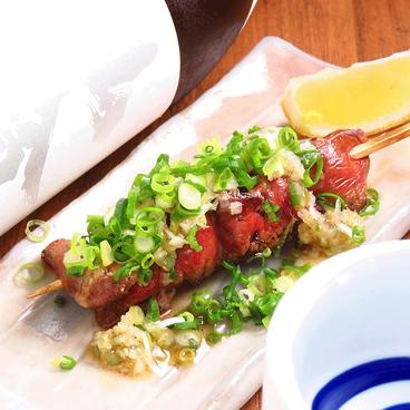 炭火串焼と旬鮮料理の店 あわわ屋のおすすめ料理1