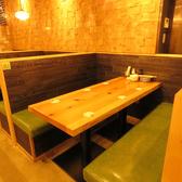 6名席×3テーブル