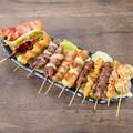 料理メニュー写真おまかせ串焼き 5本/おまかせ串焼き 10本