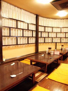 赤坂一龍 別館の雰囲気1