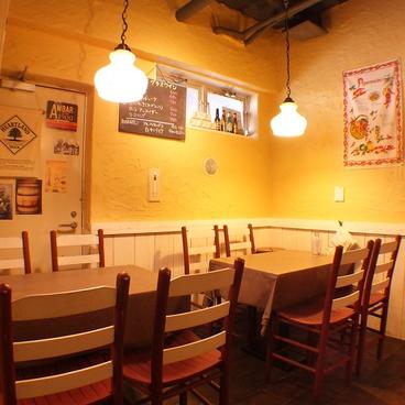 カフェとバール プエブロ PUEBLOの雰囲気1
