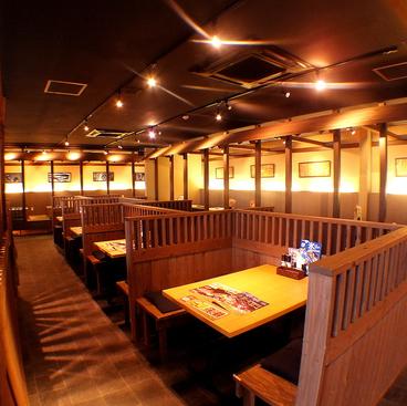 長屋ステーキ インターパーク店の雰囲気1