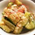料理メニュー写真特製たたき胡瓜