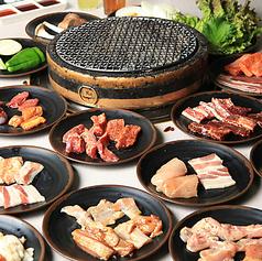 食べ放題 炭火焼肉 黒ベコの特集写真