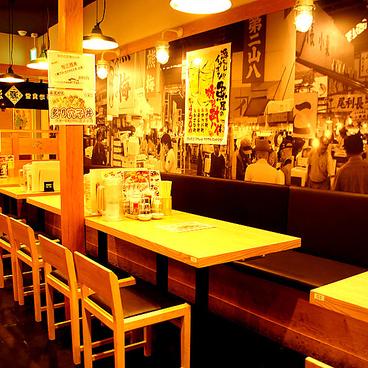 築地食堂 源ちゃん アクアシティお台場店の雰囲気1