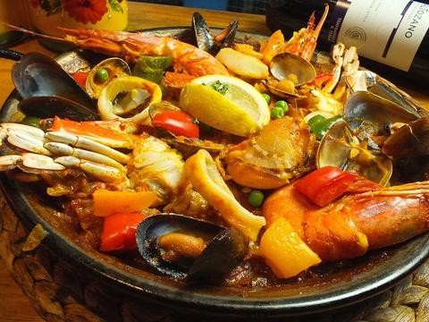 """幅広い年代の方から支持されている、町田のスペイン料理店""""コシード・デ・ソル"""""""