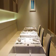 人気の半個室空間は7~10名様までの利用が可能です。会社宴会や接待にも是非。