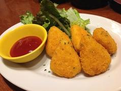 北海道産カマンベールチーズフライ