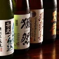 日本酒・焼酎の取り揃えは勝田台随一!