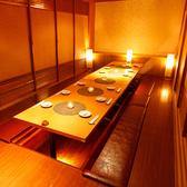 個室居酒屋 ひなた 横浜駅前店の雰囲気2