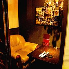 【個室】 2名様のソファー席