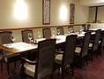白を基調とした空間で北海道食材を使用した本格フレンチをお愉しみください。