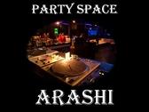 Party Space ARASHI アラシ 四日市市のグルメ