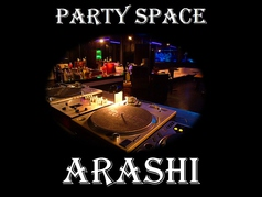 Party Space ARASHI アラシの写真