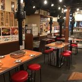 大阪焼肉・ホルモン ふたご 麻布十番店の雰囲気3