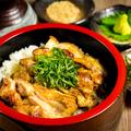料理メニュー写真若鶏のひつまぶし