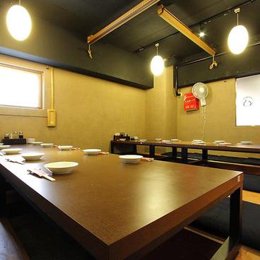 東昇餃子楼 湯島店の雰囲気1