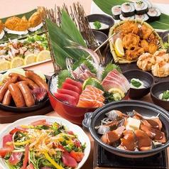 魚鮮水産 浅草橋久月店のコース写真