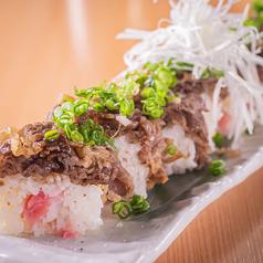 sumiyaki さんぽのおすすめ料理1