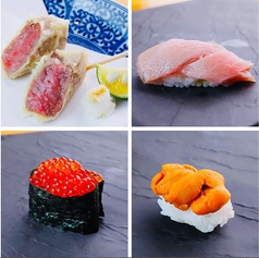 握りと串天ぷら 六の特集写真