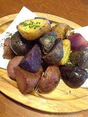 北海道真狩産のMIXポテトフライ
