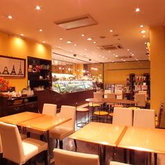 リアンサンドウィッチカフェ 横浜店の雰囲気1