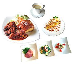 ルナカフェ 湘南平塚本店のコース写真