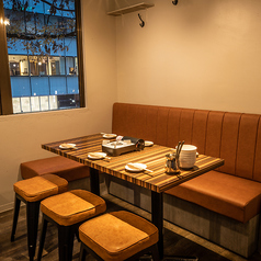 鍋とスパイス料理 オニカワラ 渋谷店の雰囲気1