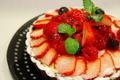 料理メニュー写真Berry ベリータルト