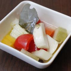 彩々野菜のピクルス