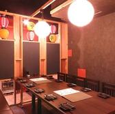 金沢酒場 魚ぎゅうの雰囲気3