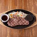 料理メニュー写真【一番人気!】共和国ステーキ
